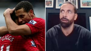 Rio Ferdinand On The 'Unbelievable' Arsenal Star He Wishes That Manchester United Had Signed