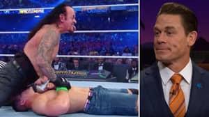 WWE Legend John Cena Explains The Incredible Reason Why He Wore Jean Shorts