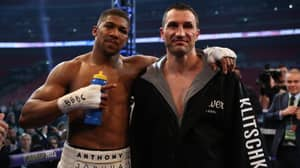 Wladimir Klitschko Sends Classy Message To Anthony Joshua After Announcing Retirement