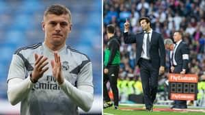Toni Kroos Sends Out A Strange Tweet After Real Madrid Match