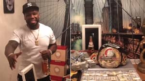 50 Cent Agrees Deal With Bellator MMA, Will Pay Grand Prix Winner $1 Million In Cash