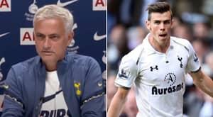 Jose Mourinho Responds To Gareth Bale Transfer Rumours In The Most Bizarre Way