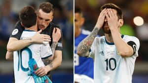 Lionel Messi Voices His Frustration At Argentina's Failure To Win Games In Copa América