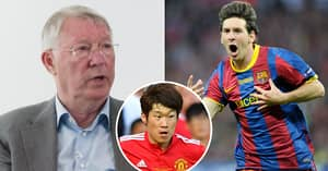 Sir Alex Ferguson: If I'd Put Park Ji-Sung On Lionel Messi, We'd Have Beaten Barcelona