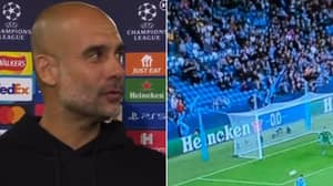 Fans Mock The 'Emptyhad' After Pep Guardiola Invites Man City Supporters To Their Next Match