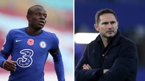 Frank Lampard Explains His Only 'Problem' With N'Golo Kante While Working With Him At Chelsea