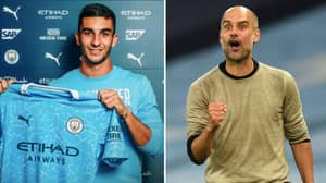 How Manchester City New Signing Ferran Torres Has Already Annoyed Pep Guardiola