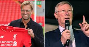 What Alex Ferguson Predicted When Jurgen Klopp Took Over At Liverpool