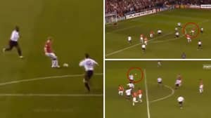 Remembering Paul Scholes Perfect Assist For Wayne Rooney