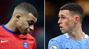 Phil Foden Sacks Social Media Company After Tweet About Kylian Mbappe Backfires