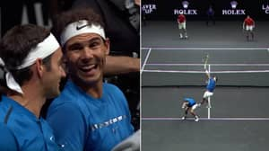Rafael Nadal And Roger Federer Will Be Doubles Partners In 2019