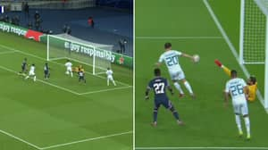 Bernardo Silva Somehow Manages To Miss An Open Goal From Two Yards Out Against PSG