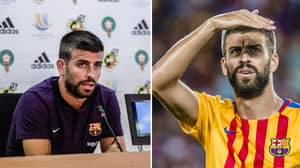 Gerard Pique's Claims About Barcelona's Transfers From Six Years Ago Hasn't Aged Well