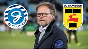De Graafschap Manager Is In A Relegation Play-Off Against Cambuur, His Next Employers