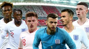 England Name Exciting Squad For UEFA Under-21 European Championships