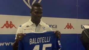 Mario Balotelli Reveals It Was His Late Father's Dream To See Him Play For Brescia