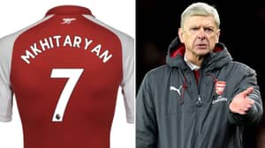 Why Henrikh Mkhitaryan Will Have TWO Squad Numbers For Arsenal