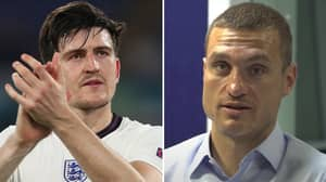 Nemanja Vidic Gives Harry Maguire A Rating Out Of 10 And Tells Him What He Must Do To Reach The 'Highest Level'