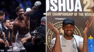 Anthony Joshua Is The Number One Heavyweight In The World According To BoxRec