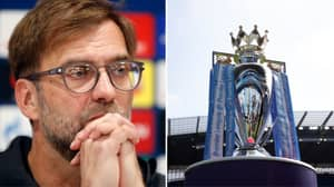 Jurgen Klopp Says It Would Be 'Unfair' For Liverpool Not To Win The Premier League