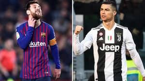 Premier League Star Joins Lionel Messi Vs Cristiano Ronaldo Debate