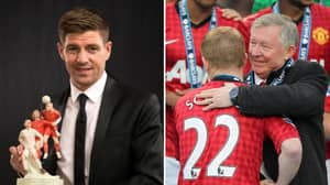 Paul Scholes Is Trending After Steven Gerrard Inducted Into Premier League 'Hall Of Fame' Before Him