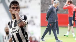 Juventus Have Rejected Man Utd's Offer Of £70 Million + Player For Paulo Dybala