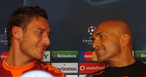 Roma Coach Luciano Spalletti Threatens To Quit If Totti Isn't Offered A New Deal