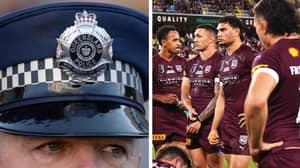 Queensland Police Troll The Maroons In A Savage Social Media Post