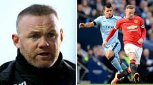 Wayne Rooney Names His Best Ever Foreign Premier League Striker...And It's Not Aguero