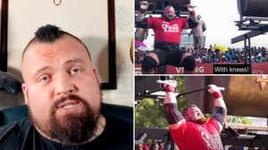 Eddie Hall Shares Rare Footage 'Exposing' Rival 'The Mountain' Over World's Strongest Man Cheating Allegations
