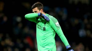 Liverpool Goalkeeper Alisson Boasts A Very Worrying Premier League Statistic In 2019