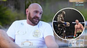 Tyson Fury Has Named His Next Three Fights Planned For 2020