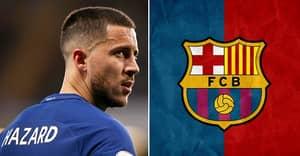 Barcelona To Offer Chelsea Huge Cash Plus Current Nou Camp Star For Hazard