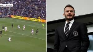 David Beckham's Inter Miami Lose First MLS Game To Carlos Vela Wondergoal