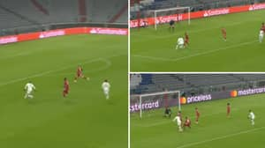 Kylian Mbappe Took 11 Steps In 1.82 Seconds Before Scoring Superb Second Goal Against Bayern Munich