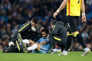 Five Possible Manchester City Replacements For Injured Ilkay Gundogan