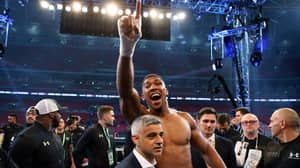 Anthony Joshua's New Opponent Has Been Confirmed By Eddie Hearn