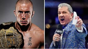 Georges St-Pierre Could Be The Greatest MMA Fighter Of All Time, Says Bruce Buffer