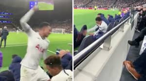 Someone Recorded Dele Alli's 'Furious' Reaction To Being Subbed Off Against RB Leipzig