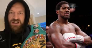 Tyson Fury Says Anthony Joshua's Knockout Claim Is Just 'Another Lie'