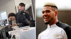 Newcastle Striker Joelinton Fined £200 After Sharing Picture Of Lockdown Haircut
