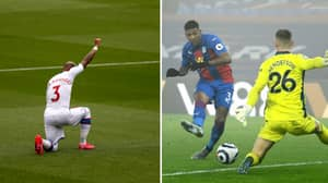 Patrick Van Aanholt Shares Racist Abuse From Gambler After Late 'Miss'