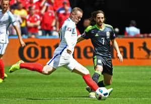 WATCH: Joe Allen Ruins Wayne Rooney With Deft Nutmeg