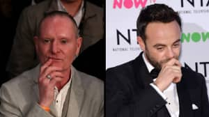 Paul Gascoigne Offers To Pay For Ant McPartlin's Time In Rehab