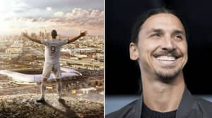 Zlatan Ibrahimovic Leaves LA Galaxy, Posts Typically Hilarious Goodbye Statement On Social Media