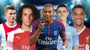 Kylian Mbappé Named The Most Valuable Under-21 Player In The World For Second Consecutive Year