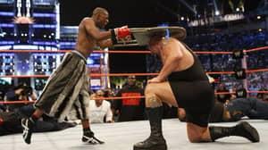 THROWBACK: Floyd Mayweather KO's The Big Show At WrestleMania 24