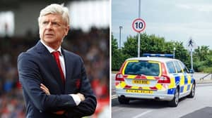 Stoke Police Brilliantly Troll Arsenal Player's Performance In Loss