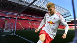 Liverpool Strongly Linked With £36 Million Deal To Sign Timo Werner
